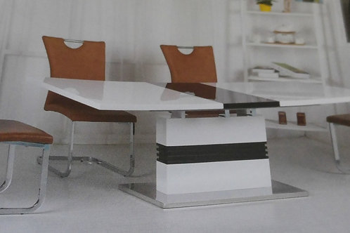 Vienna Extending Dining Table and 6 Chairs