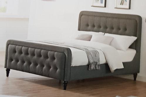 Tahiti Linen Bed