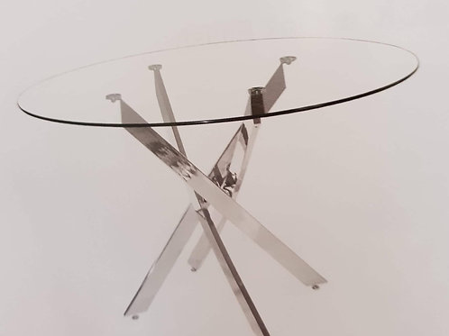 Samurai Dining Table with 4 Chairs