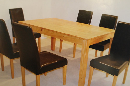Madrid Large Dining Table and 6 Chairs