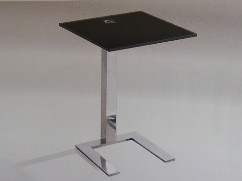Kia Black Lamp Table Pair