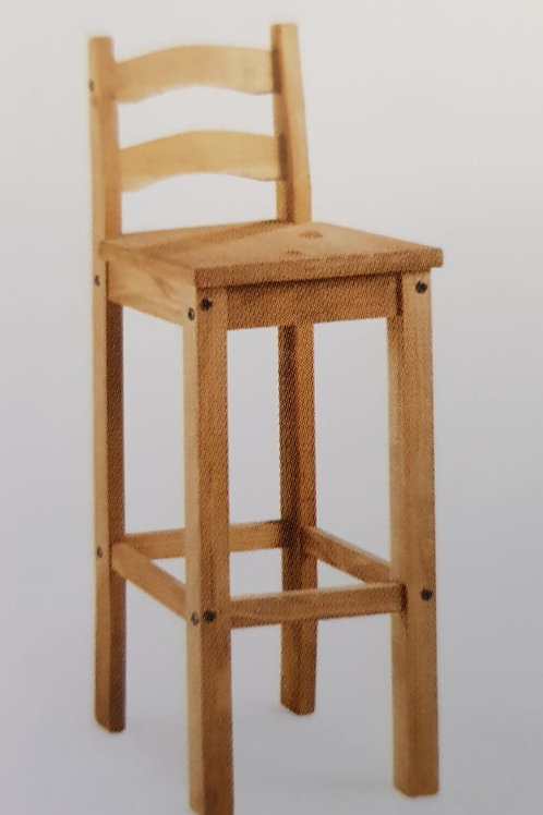 Corona Bar Chair Pair