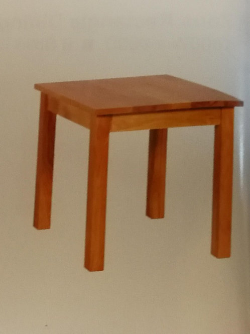 Hyde Solid Oak Lamp Table