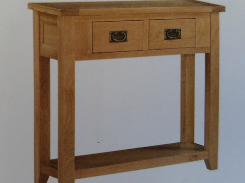Stirling Console Table with 2 Drawers