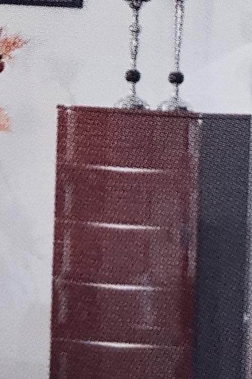 Arden High Gloss Tall 5 Drawer Chest