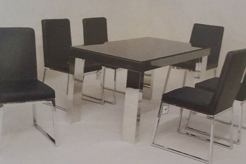 Deena Dining Table and 6 Chairs