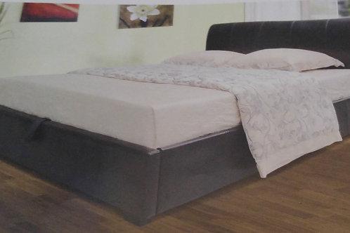 Savona PU Storage Bed