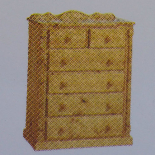 4 + 2 Drawer Chest of Drawers