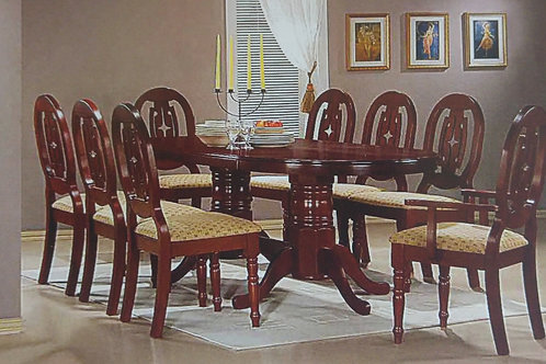 Moscow Dining Chair Pair