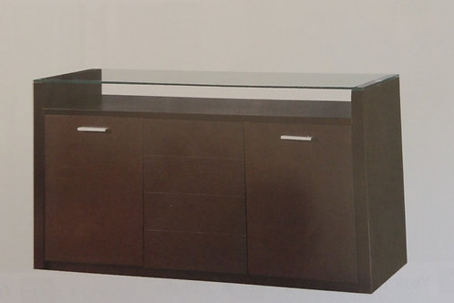 Baltic Sideboard with Glass Top