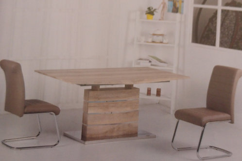 Astra Extending Dining Table and 6 Chairs