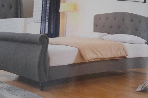 Marianna Linen Bed