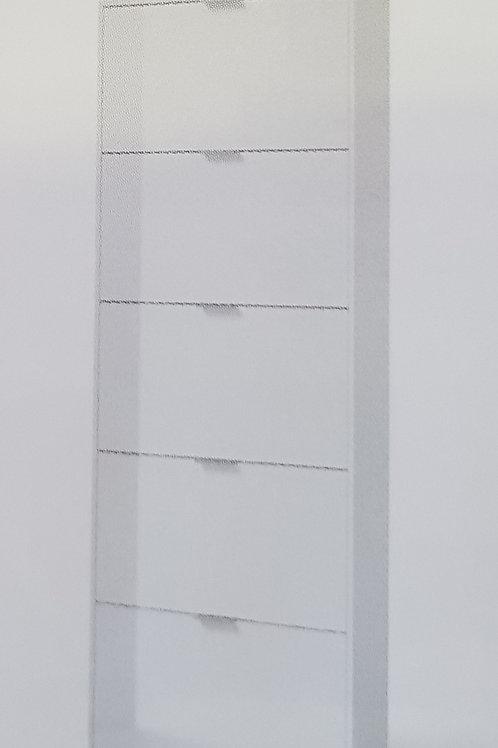 Arctic 5 Door Shoe Cabinet
