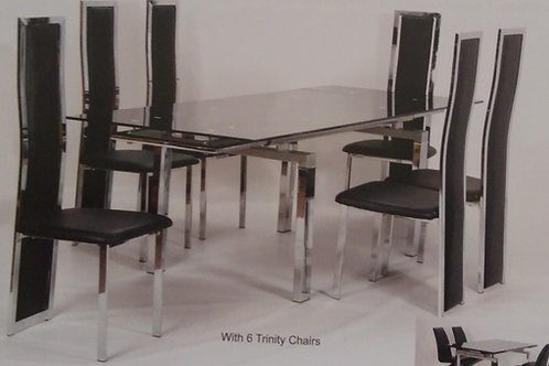 Highgrove Extending Dining Table and Chairs