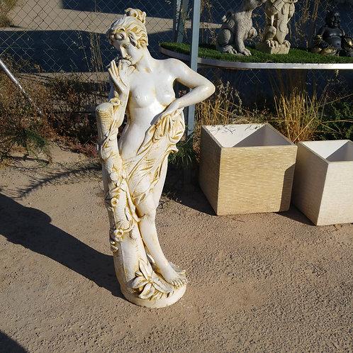Concrete Flora Roman Lady