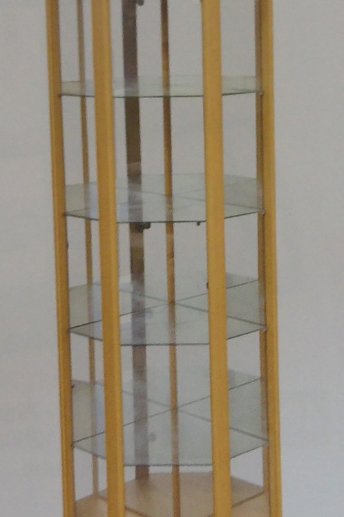 Selby Corner Display Cabinet