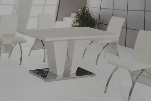 Costilla Dining Table and 4 Chairs