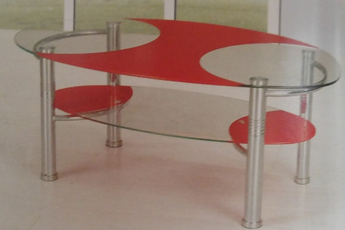 Ibis Red Coffee Table