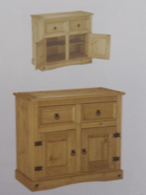 Corona Sideboard 2 Door and 2 Drawer
