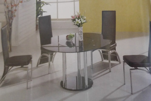 Durban Dining Table and 4 Chairs