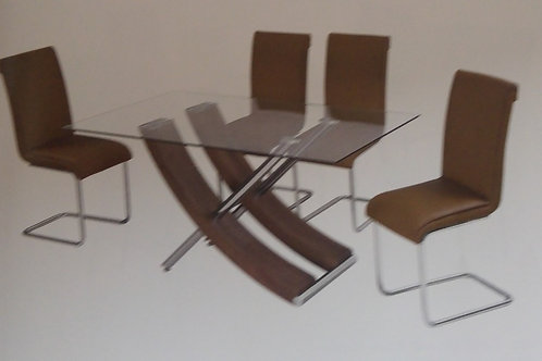 Hanover Dining Table and 6 Chairs
