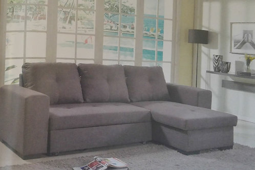 Gianni Chaise Sofa Bed with Storage