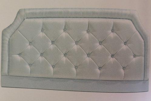Traditional Fabric Headboard