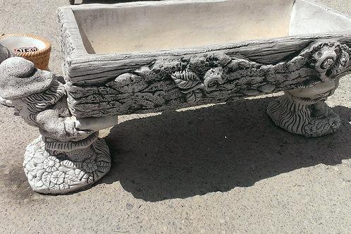 Concrete Trough Planter