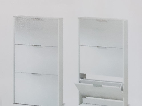 Arctic 3 Door Shoe Cabinet