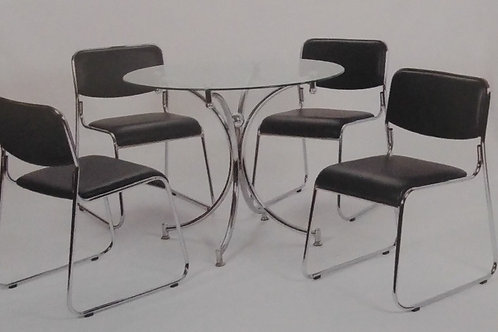 Orkney Dining Table and 4 Chairs