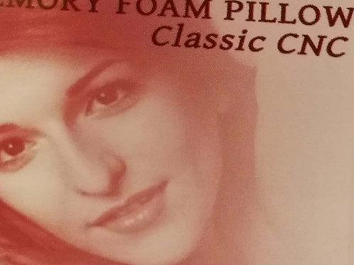 Memory Foam CNC Pillow