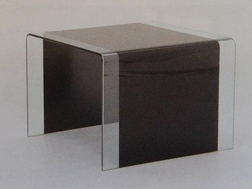 Angola Black Lamp Table