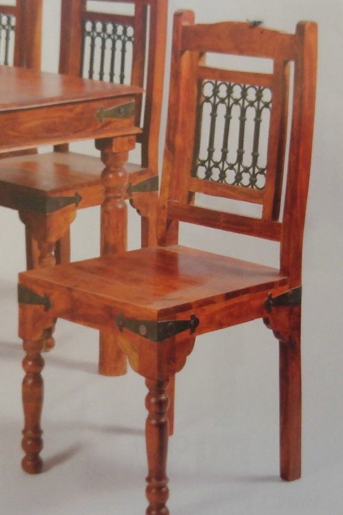 Jaipur Deco Dining Chair Pair