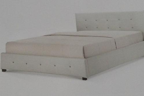 Quartz PU Storage Bed