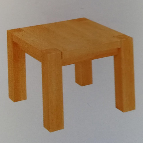 Zeus Square Lamp Table