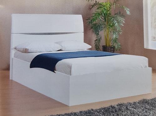 Arden High Gloss Storage Bed