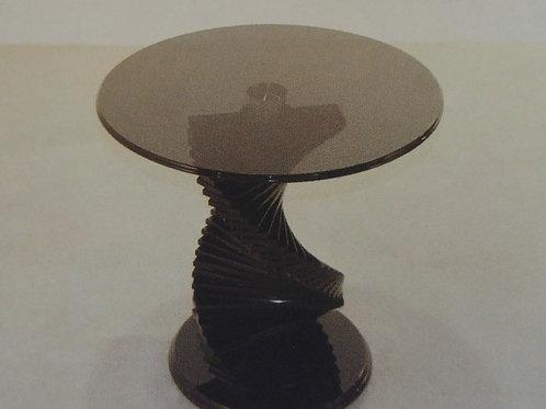 Cordoba Black Lamp Table