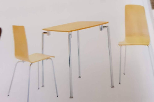 Fiji Small Dining Table and 2 Chairs