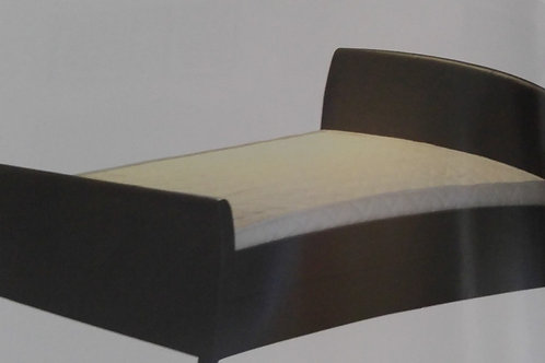 Viva Faux Leather 4 Drawer Bed