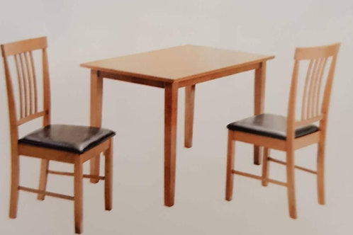 Massa Small Dining Table and 2 Chairs