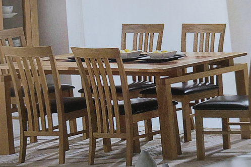 Ravenna Dining Table and 6 Chairs