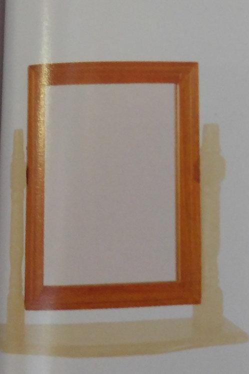 Skagen Cream Dressing Table Rectangular Vanity Mirror