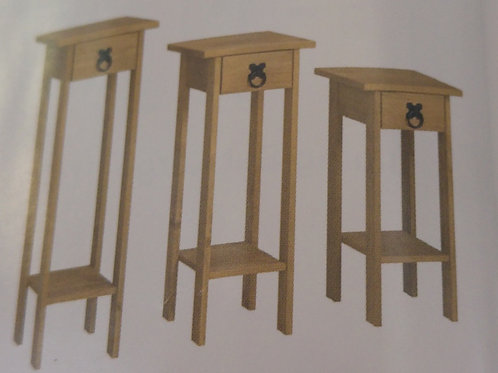 Corona Plant Stands Set of 3