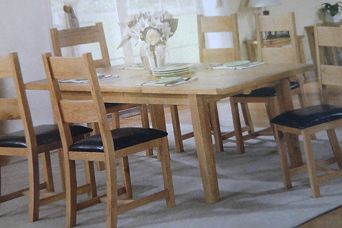 Stirling Dining Table and 6 Chairs