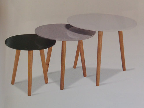 Sandon Nest of Table