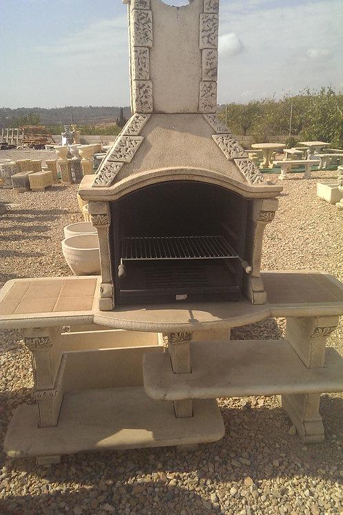 Concrete Barbecue