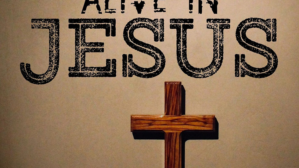 Ebook Download: Dead in Allah Alive in Jesus (By: Mustafa Abubakar)