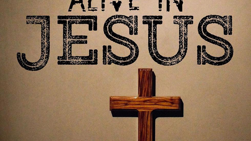 PRINT BOOK: Dead in Allah Alive in Jesus (By: Mustafa Abubakar)