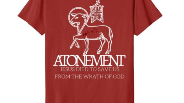 00019: Stylish Atonement T-Shirt