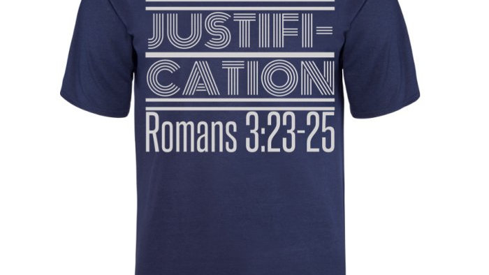 00012: Stylish Justification T-Shirt